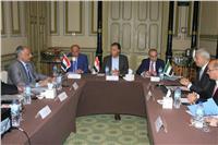 وزير النقل يترأس الاجتماع الـ ٦٧ لشركة الجسر العربي للملاحة