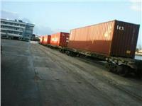 لأول مرة.. نقل الحاويات من ميناء الإسكندرية إلى أسوان