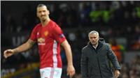 «مورينيو» يكشف عن بديل «إبراهيموفيتش» في مانشستر يونايتد