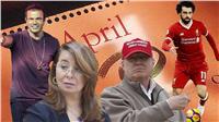 من اعتزال «الهضبة» إلى استقالة «غادة».. 5 مشاهير طالتهم «كذبة أبريل»