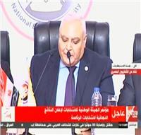 لاشين إبراهيم: الشعب المصري مارس الديمقراطية بنفسه تحت إشراف الوطنية للانتخابات