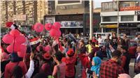 على أنغام «أبوالرجولة».. رقص واحتفالات بروكسي لفوز السيسي بالانتخابات