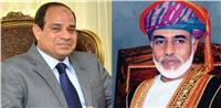 السلطان «قابوس» يهنيء السيسي على فوزه بالانتخابات