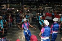 بالصور| السوايسة يحتفلون بفوز الرئيس «السيسي» على الكورنيش