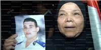 والدة الشهيد ضياء فتحي لـ «السيسي»: «كمل مسيرتك ضد الإرهاب»