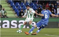 فيديو  سرجيو ليون يقود ريال بيتيس لفوز قاتل على خيتافي