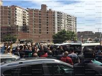 بالفيديو | الآلاف يشيعون جثمان أحمد خالد توفيق في طنطا