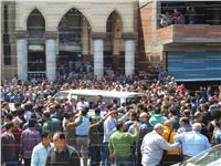 بالفيديو| تشييع جثمان الروائي احمد خالد توفيق بطنطا