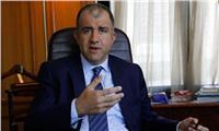 «دعم مصر» يكرم رئيس البرلمان العراقي