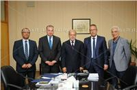 توقيع اتفاقية تعاون بين صندوق تطوير العشوائيات وجامعة فاروس