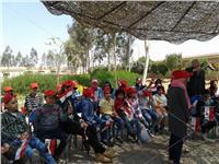 400 طفل يشاركون فى احتفال يوم اليتيم بأكاديمية الشرطة