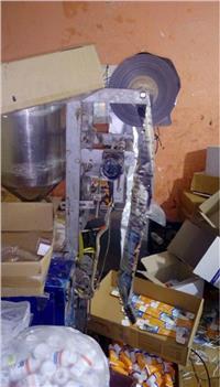 ضبط مصنع لإنتاج مستحضرات تجميل ومنظفات فاسدةبالقليوبية