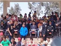 الأطفال يشعلون الاحتفال بـ«يوم اليتيم» في أكاديمية الشرطة بـ«قالوا ايه»