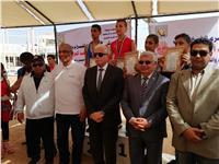 محافظ جنوب سيناء يشهد ختام بطولة الجمهورية للملاكمة بشرم الشيخ