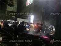 صور| «كارو وشواية» يتحدى البطالة في المنيرة