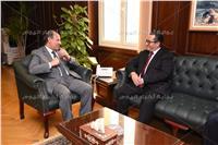 سفير كازاخستان يهننئ المصريين بإعادة انتخاب «السيسي»