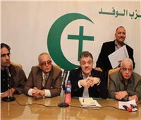 «البدوي» يسلم رئاسة الوفد لـ«أبو شقة»