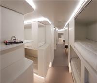 «ايرباص» تطور التصميم الداخلي للطائرات لزيادة المقاعد