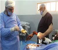 بالصور|  قافلة الأزهر الطبية تجري 242 عملية جراحية في تشاد