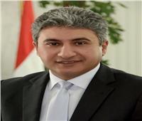 وزير الطيران يعود من دبي بعد حضور الملتقى العربي  للسياحة والسفر