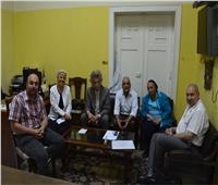 استمرار اعتصام «الأطباء» تضامنا مع الطبيب محمد حسن