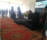 جامعة القاهرة تضع حجر الأساس للفرع الدولي بـ6 أكتوبر