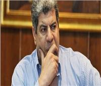 نجاة أحمد شوبير من حادث أمام مدينة الإنتاج الإعلامي