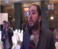 عمرو عبد العزيز يقدم رسام «ديجيتال» موهوب لـ صاحبة السعادة