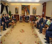 السيسي و«عبد الله» يبحثان تعزيز العلاقات الثنائية والقضية الفلسطينية والأوضاع في سوريا