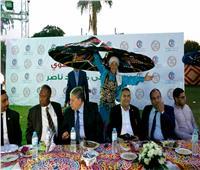 معهد ناصر ينظم حفل الإفطار السنوي بحضور جميع العاملين