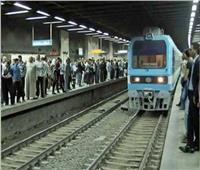 1204 رحلة لـ«مترو الأنفاق» خلال عيد الفطر