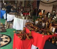غادة والي: مد معرض الأسر المنتجة بالقاعدة البحرية بالأسكندرية