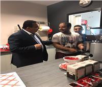 القوى العاملة: زيارات ميدانية لحل مشاكل العمالة المصرية بإيطاليا