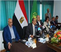 وزير الزراعة: منى محرز نموذج مشرف للمرأة المصرية في تولي المواقع القيادية