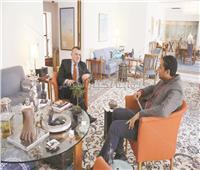 حوار| سفير السويد بالقاهرة: إجراءات الإصلاح الاقتصادى بمصر قاسية ولكنها ضرورية