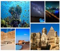 بالصور| 13 مقصدا سياحيا لا تفوت زيارتها في مصر
