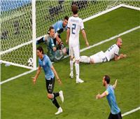 روسيا 2018| أوروجواي أول الصاعدين للدور الـ16 بالعلامة الكاملة