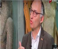 فيديو  لأول مرة.. عرض آثار توت عنخ آمون بالمتحف الكبير