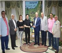 بروتوكول تعاون بين محافظة جنوب سيناء ونقابة الموسيقيين