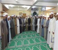 «مياه الأقصر» تبدأ حملة توعية لأئمة المساجد لترشيد الاستهلاك