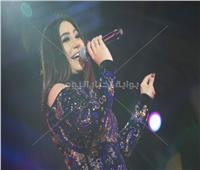 صور .. بوسي تشعل أولى حفلاتها بـ«موازين».. وتفاجئ الجمهور المغربي