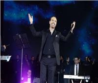 بالصور| وائل جسار يغني «غريبة الناس» وسط تفاعل قوي من جمهور موازين
