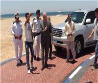 محافظ جنوب سيناء: افتتاح جامعة الملك سلمان أكتوبر 2019
