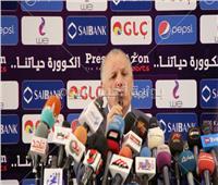 شاهد| «أبو ريدة» يوضح أسباب اختيار «جروزني» لإقامة المنتخب