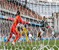 روسيا 2018  شاهد الهدف الثالث للسويد في مرمى المكسيك