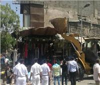 أمن القاهرة: تنفيذ 599 إزالة إدارية في حملة مكبرة بالعاصمة