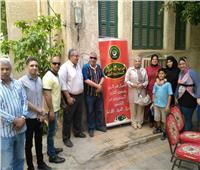 توقيع الكشف الطبي على 170 حالة ضمن قافلة مجانية لحزب الأحرار بالإسكندرية