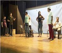صور| «الشامي» و«شرف» ينتهيان من بروفات عرض «باي واي فاي»