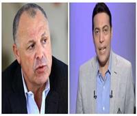 فيديو| محمد الغيطي يهدد أبو ريدة على الهواء