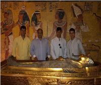 حفيد سليمان أغا السلحدار يدشن حملة دولية للدعوة لزيارة مصر